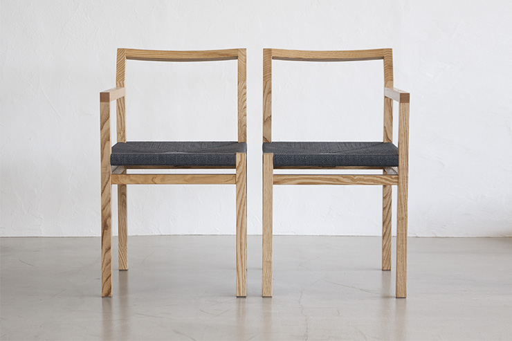 No.8 chair -one arm-